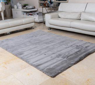 שטיח ניו יורק שאגי אפור בהיר