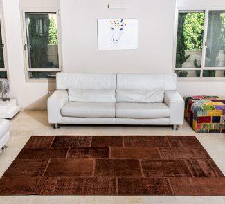 שטיחי סופר פאטצ בעבודת יד 005 בריק