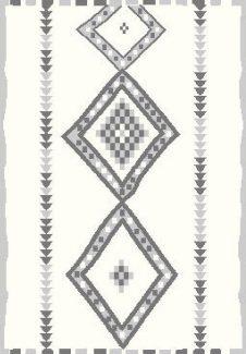 שטיח אולטרה שאגי מרוקאי 44024-34