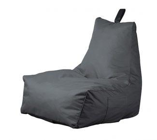 פופ כסא 6223 אפור כהה
