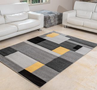 שטיח פיקסו דה וינצי 6979/47 צהוב