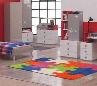 שטיח קידס/בוניטה 8C10A פאזל