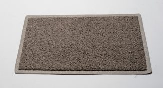שטיח סף לכניסה הייטק אפור בהיר