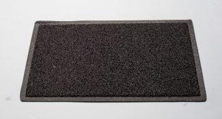 שטיח סף לכניסה הייטק אפור כהה