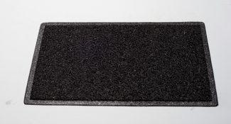 שטיח סף לכניסה הייטק שחור
