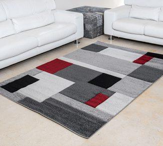 שטיח פיקסו דה וינצי 6979/47 אדום