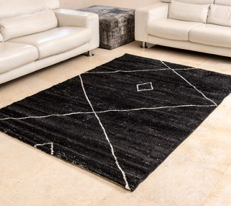 שטיח סופטנס אתניק P328-9045