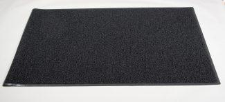 שטיח סף לכניסה לבניין הייטק אפור כהה