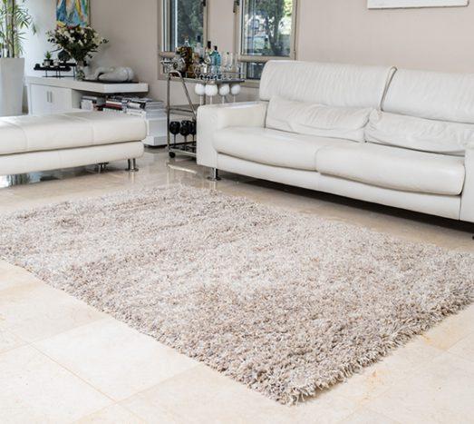 שטיח פלופי שאגי בז