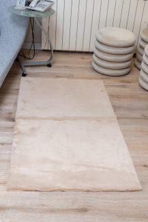 שטיח פוליאסטר שאגי בז