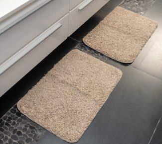 שטיח סופט לאמבטיה בז