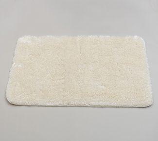 שטיח סקוט לאמבטיה לבן