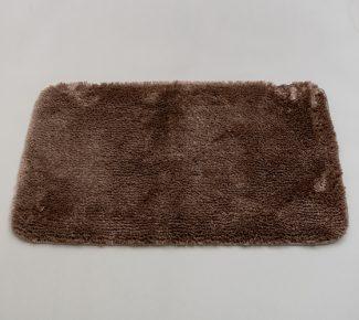 שטיח סקוט לאמבטיה חום