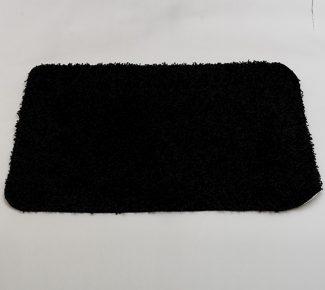 שטיח סופט לאמבטיה שחור