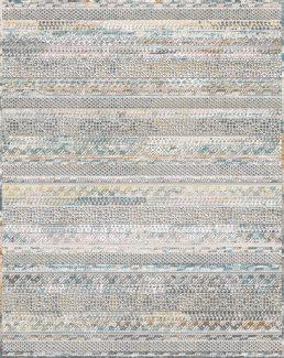 שטיח גיאומטריק קוזי 5666A