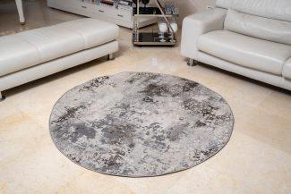 שטיח פלורנס עגול- 6023A בז'