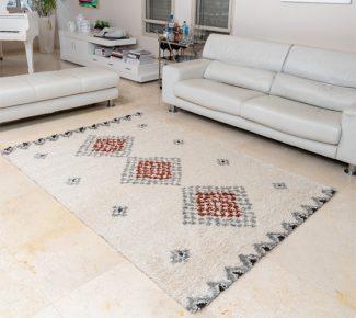 שטיח גיפסי שאגי 51311-160