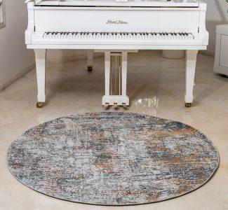 שטיח אייסי 6951A עגול
