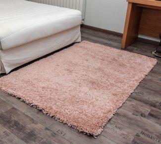 שטיח קידס שאגי ורוד