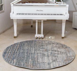 שטיח פנלופה 6773A עגול