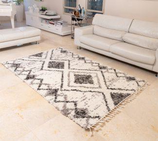 שטיח אולטרה שאגי מרוקאי 4119-34