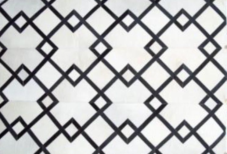 שטיחי עור פרה
