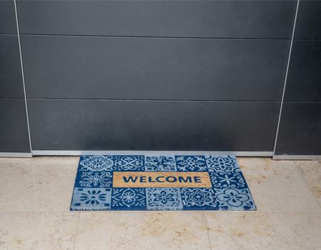 שטיחי סף לכניסה