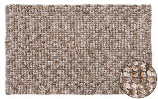 שטיח יעל לאמבטיה - חום 50/80