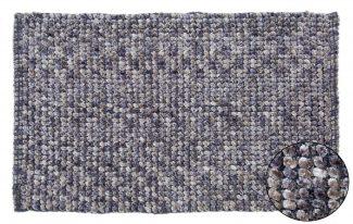 שטיח יעל לאמבטיה - אפור כהה 50/80