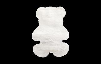 ניו יורק שאגי דובי - לבן