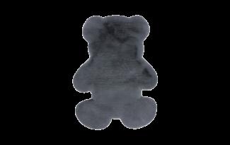 ניו יורק שאגי דובי - אפור כהה