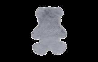 ניו יורק שאגי דובי - אפור בהיר